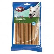 """Лакомство Trixie """"Dentros"""" с мясом домашней птицы 180 гр, 7 шт (упаковка)"""