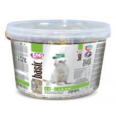 Корм Lolopets для декоративних крис 1,9 кг.