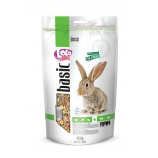 Корм Lolopets Basic Rabbit для кролика 1 кг.