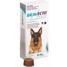 Bravecto БРАВЕКТО таблетка от блох и клещей для собак 20-40кг