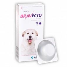 Bravecto БРАВЕКТО таблетка от блох и клещей для собак 40-56кг