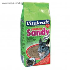 Пісок для шиншил Vitakraft Sandy Special 1 кг.
