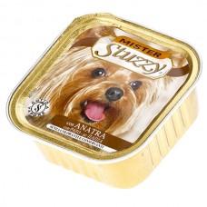 Mister Stuzzy Dog Duck МИСТЕР ШТУЗИ ДОГ УТКА корм для собак, паштет, 300г , 0.3 кг.