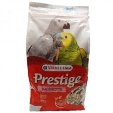 Корм Versele-Laga Prestige для великих папуг , 1 кг.