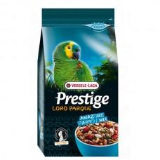 Корм Versele-Laga Prestige Loro Parque Amazone Parrot Mix для великих та середніх папуг , 15 кг.