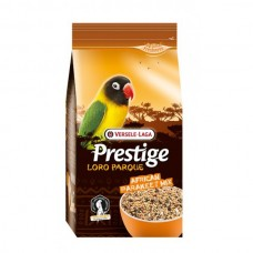 Корм Versele-Laga Prestige Loro Parque African Parakeet Mix для папуг-неразлучників, карликових папуг 20 кг.
