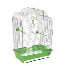 Клетка для  птиц Воля Природа, хром 44*27*63