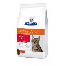 Hill's Prescription Diet™ c/d™ Feline Urinary Stress 5kg