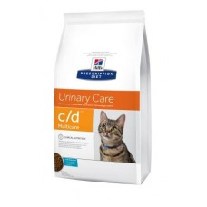 Hill's Prescription Diet™ Feline c/d™ Multicare океаническая рыба 5kg
