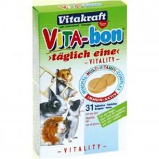 Вітаміни для гризунів Vitakraft Vita-Bon 31 шт.