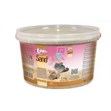 Пісок для шиншилл Lolo Pets SAND chinchilla  5,1 кг.