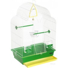"""Клетка для птиц """"Изабель- 1""""  Природа (44 * 27 * 61) см"""