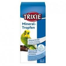 Витамины для птиц Trixie капли минералы, 15 мл