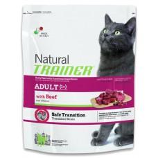 Корм Trainer Natural Adult Beef для кошек с говядиной 3 кг
