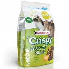 Корм Versele-Laga Crispy Muesli Rabbits Cuni для карликових кроликів , 1 кг.