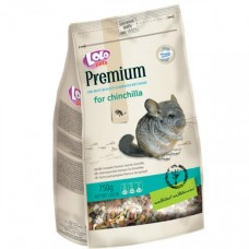 Корм Lolopets Premium Chinchilla для шиншил 750 г.