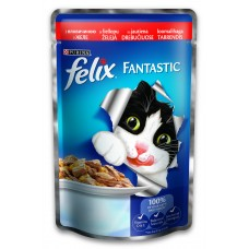 Felix Fantastic Beef 100g