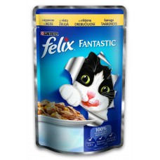 Felix Fantastic Chicken 100g