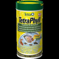 Корм TETRA PHYLL для рыб растительные хлопья 250ml