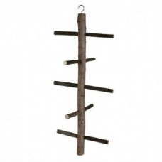 Лесенка-елочка деревянная для птиц Trixie 27*13см