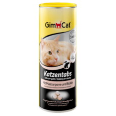 Витамины Gimpet Таблетки маскарпоне + биотин 425 г/710 шт