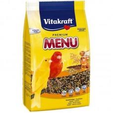 Корм  Vitakraft Menu для канареек  0,5 кг